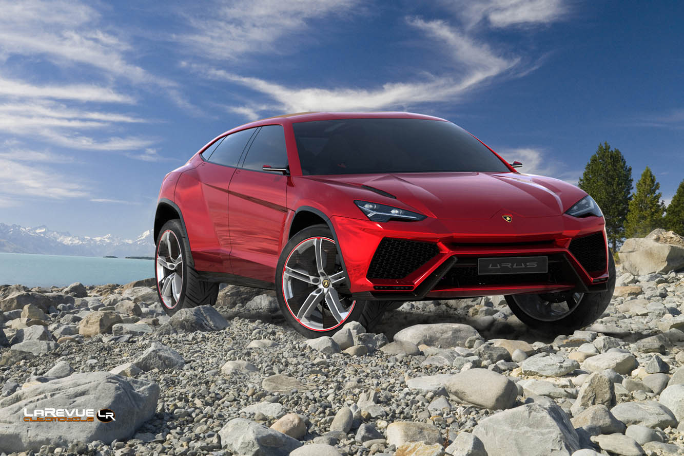 Urus: The Next Lamborghini – for Families