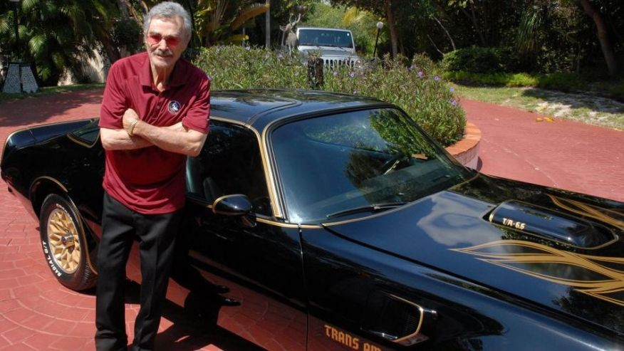 Burt Reynold's Bandit Trans Am Sold at Auction