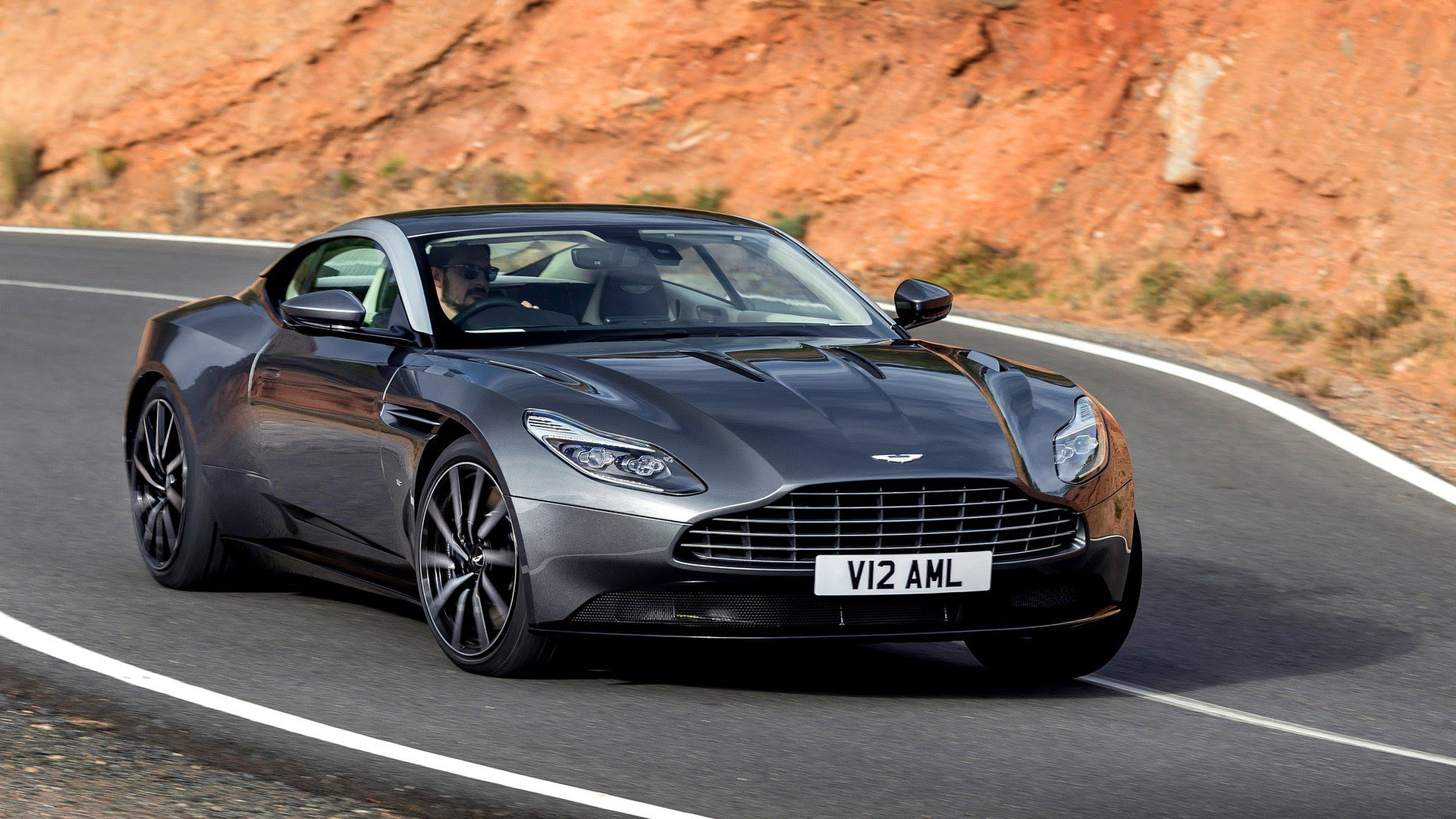 ​James Bond's Next Car: Introducing the 2017 Aston Martin DB11