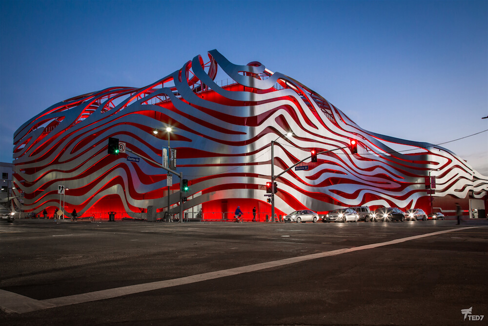 Must-See Auto Museums: Petersen Automotive Museum in L.A