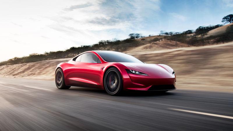 The New Tesla Roadster: Tesla Breaks Records – Again